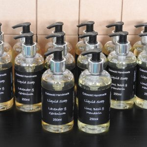 Liquid Soap 250ml with no SLS
