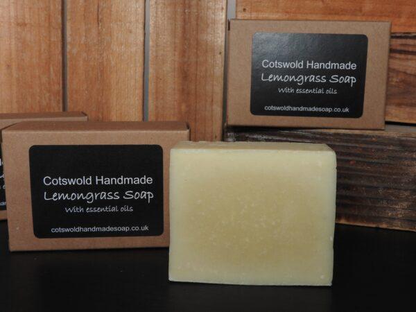 Lemongrass soap 100g